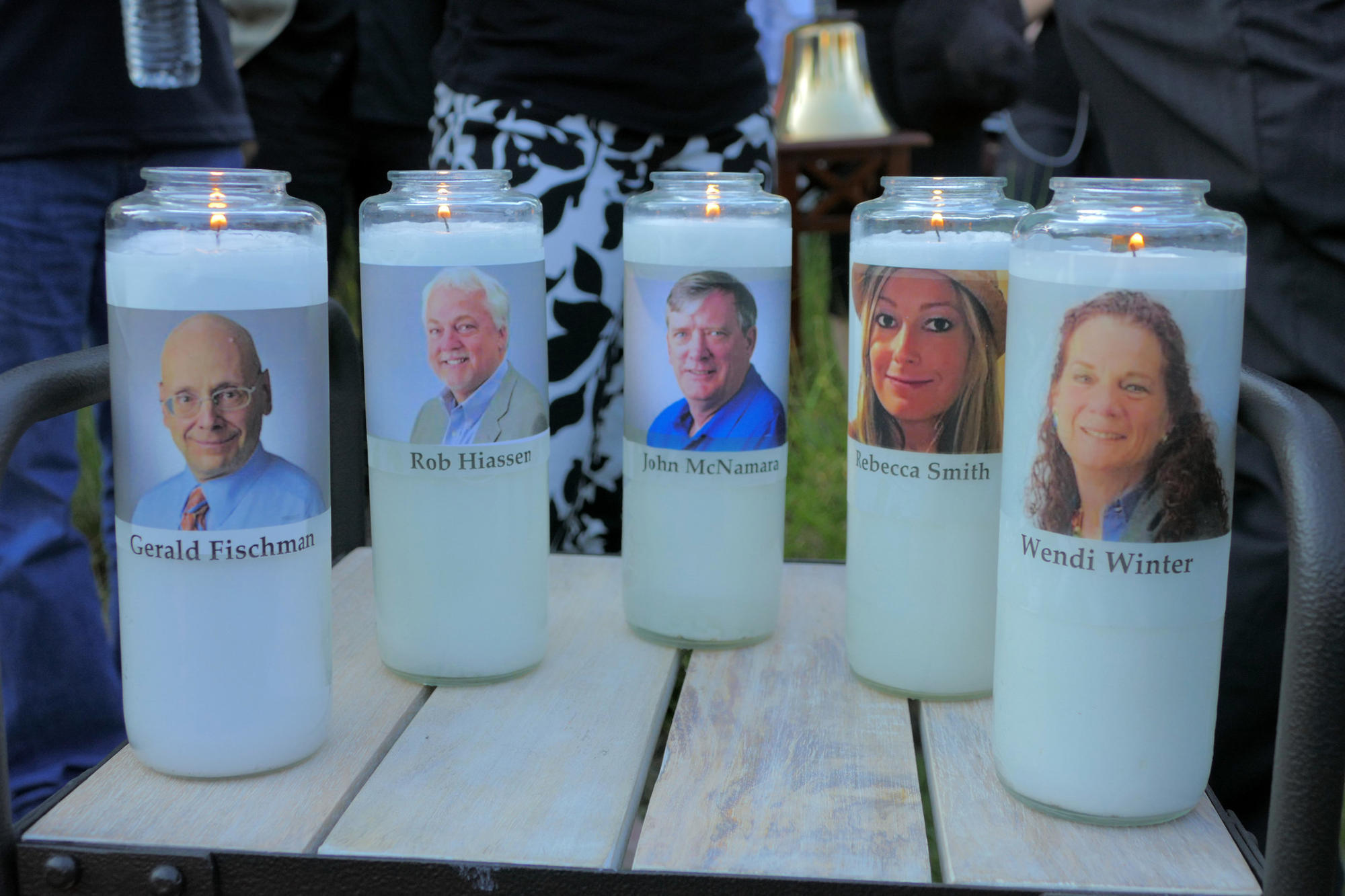 capital gazette shooting how a quiet day in the newsroom was