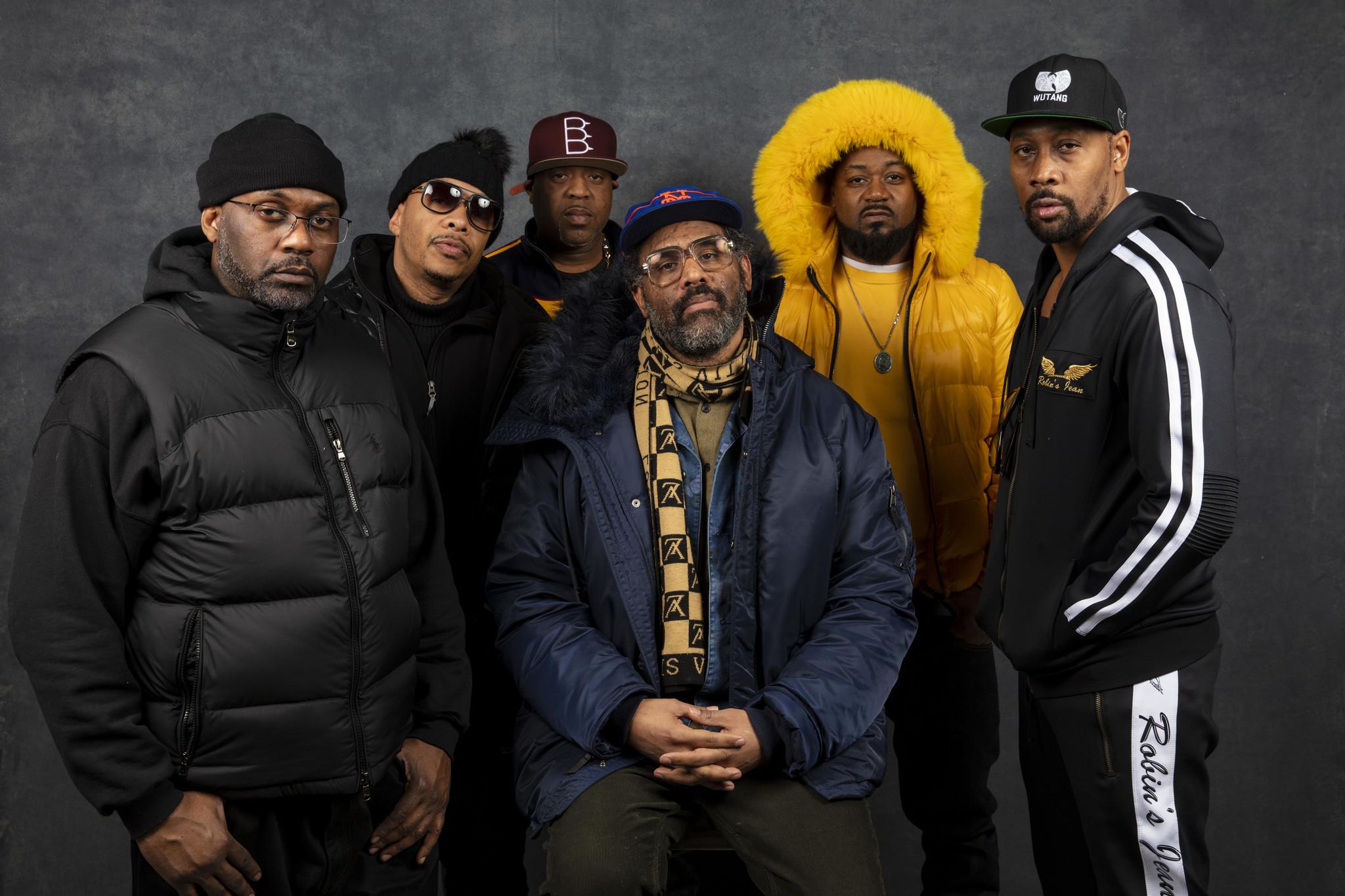 'Wu-Tang Clan: Of Mics and Men'
