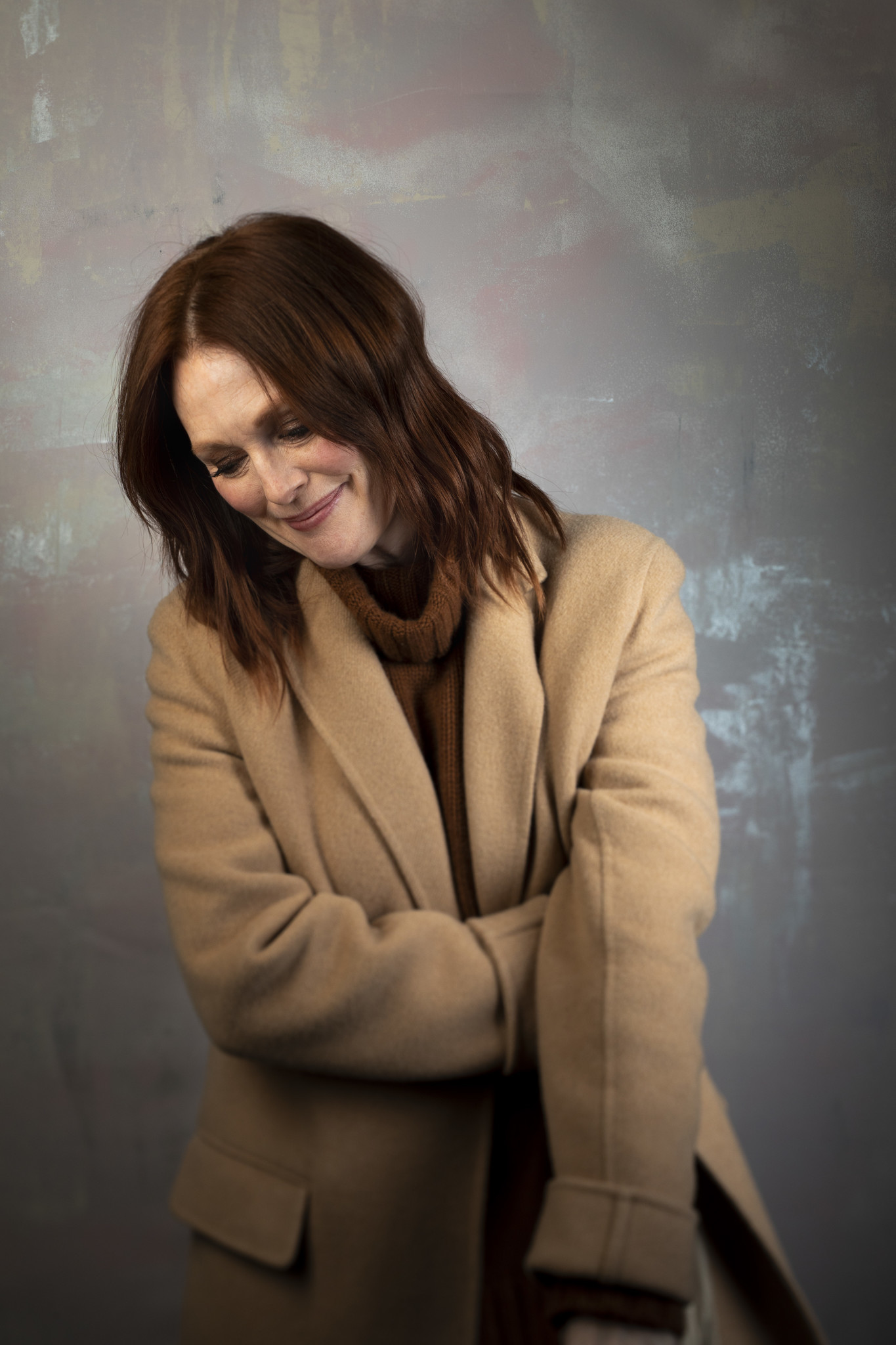 Actor Julianne Moore, from the film,