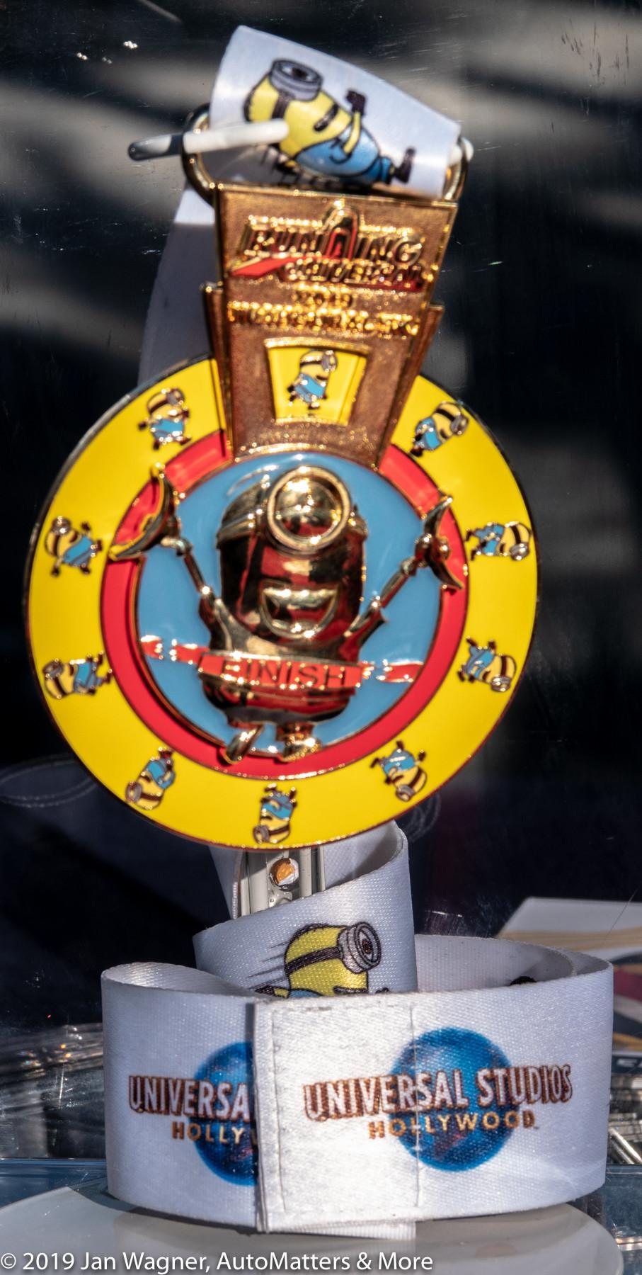 Minion medal