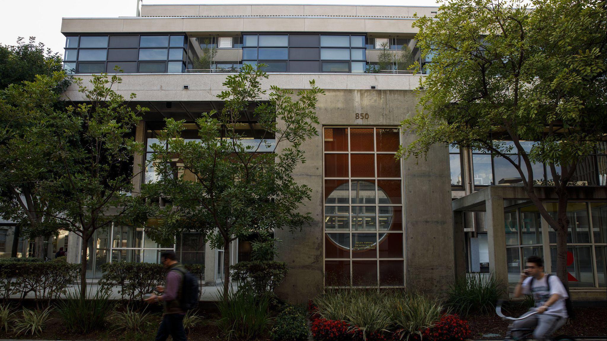 USC architecture school