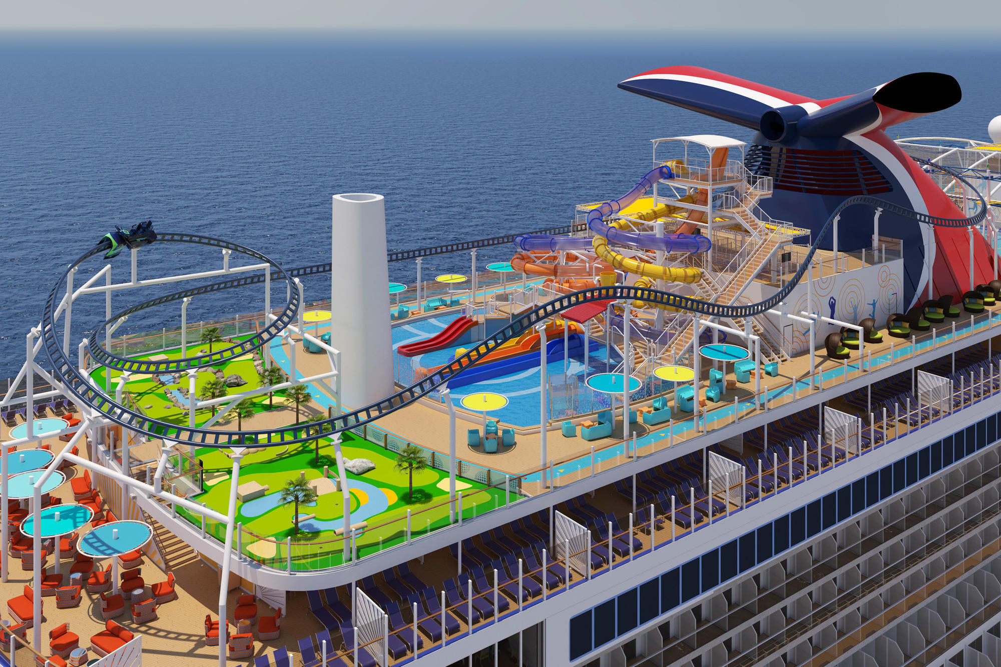 Carnival Reveals Itineraries For Port Canaveral Bound