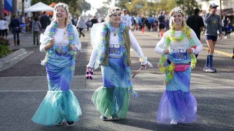 Cardiff mermaids