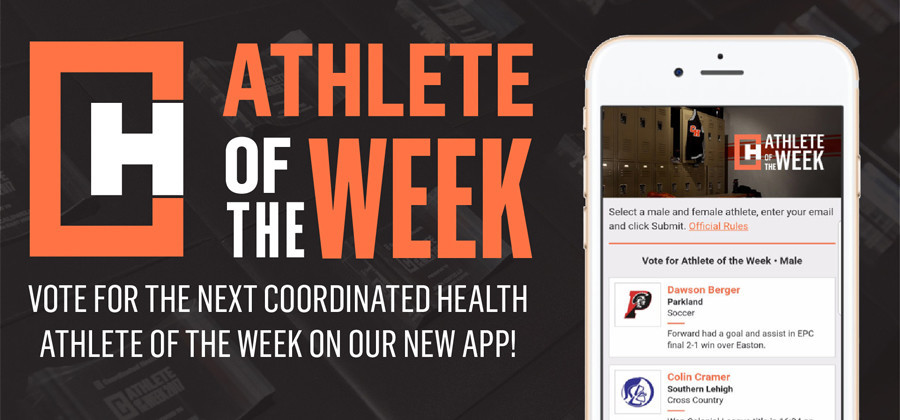 Athlete of the Week App