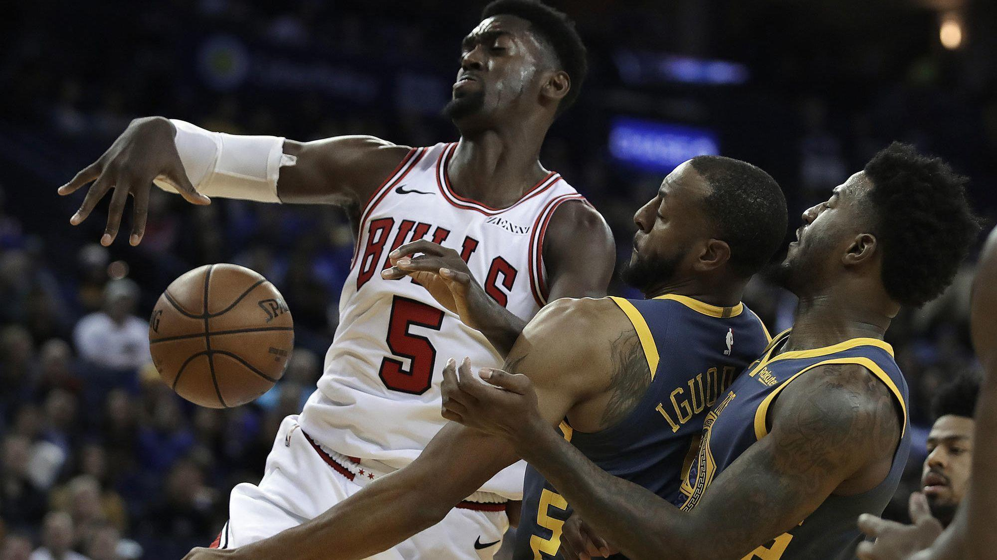 cd468710d 3 takeaways from the Warriors  146-109 dismantling of the Bulls - Chicago  Tribune