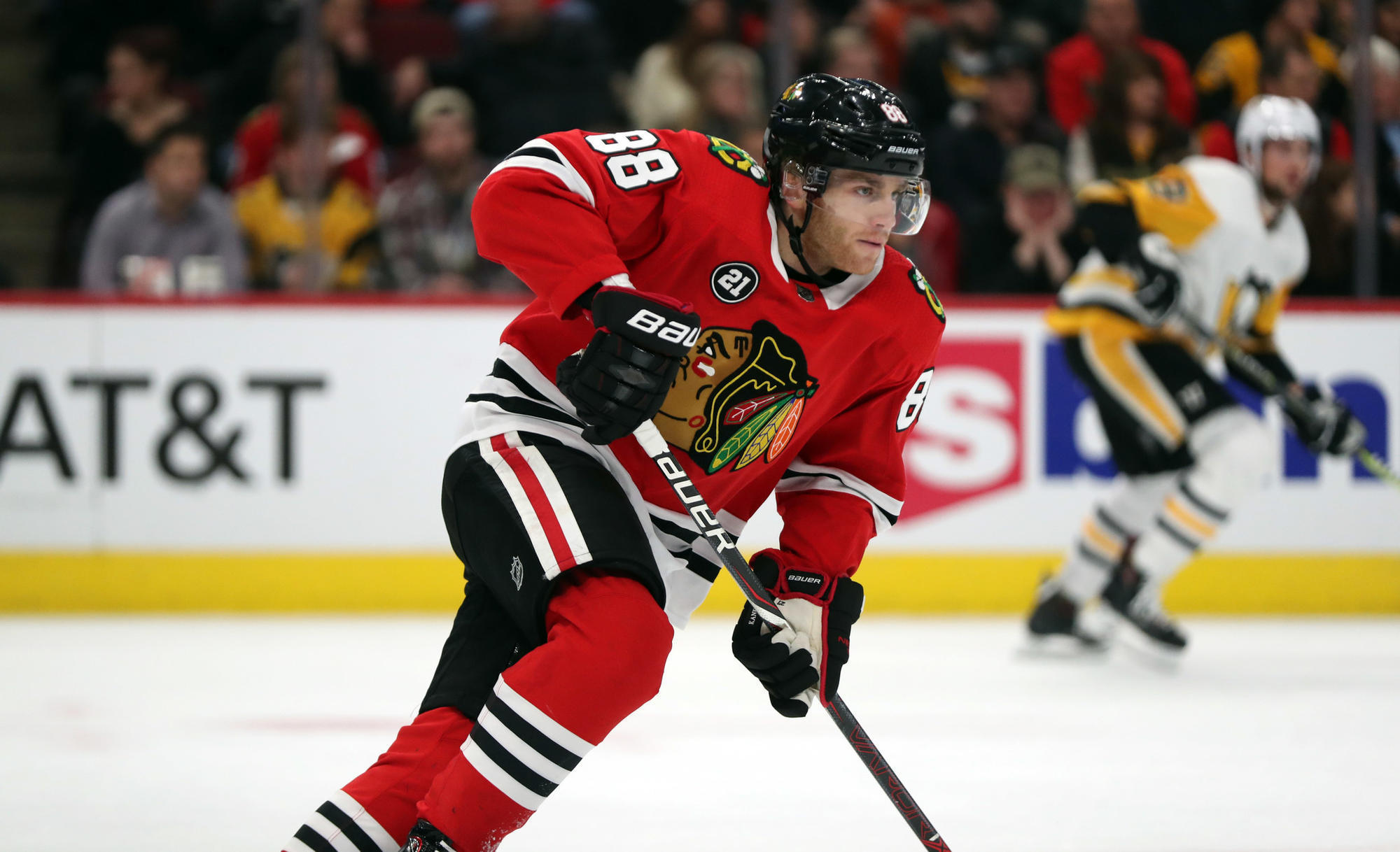 16be23ad5f4 Blackhawks Q&A: Is Patrick Kane skating at top speed? What other ex-players  should get One More Shift?