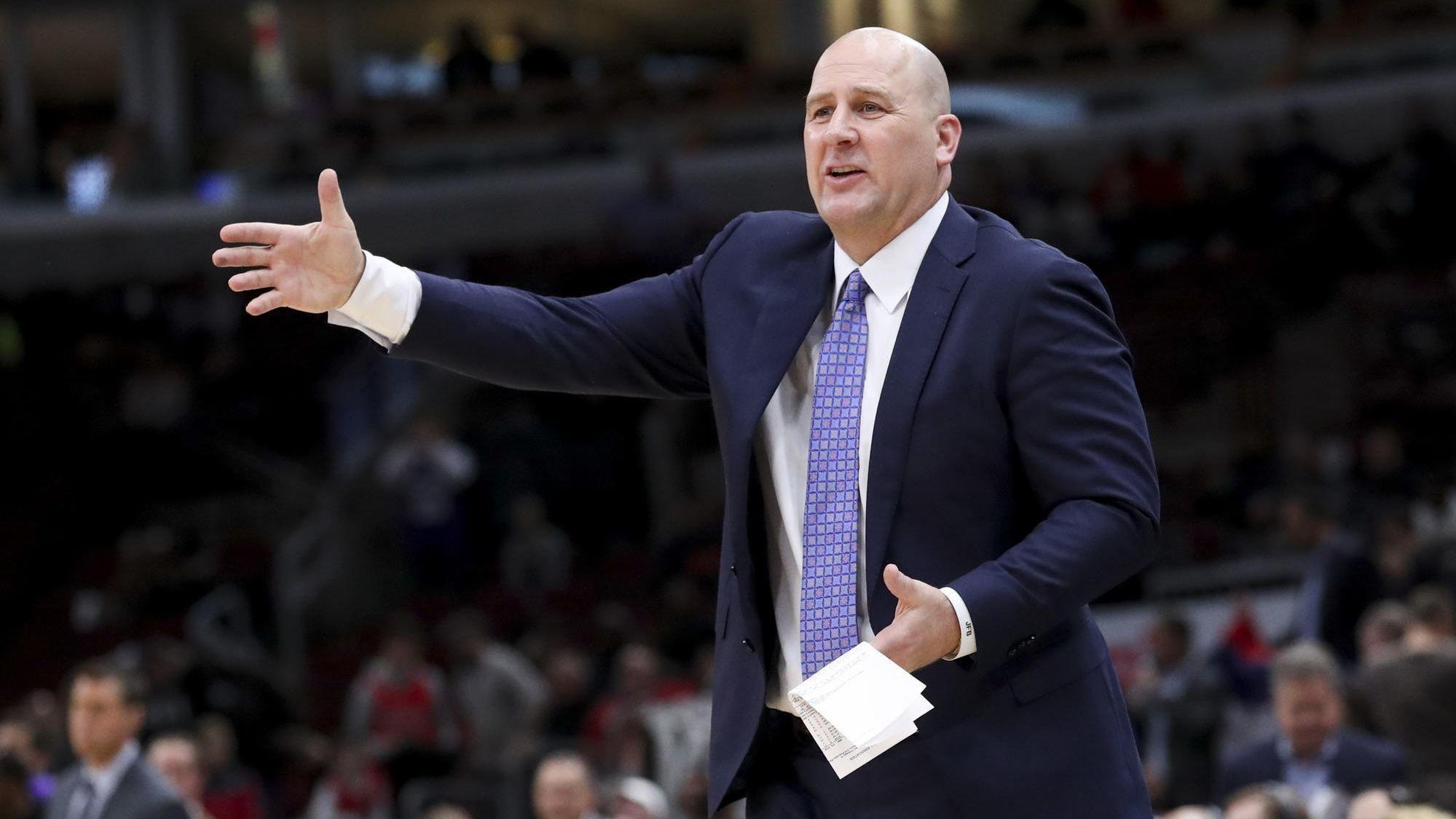 410afc345c2c Bulls Q A  Will Jim Boylen be the coach next season  When does  laughingstock status end