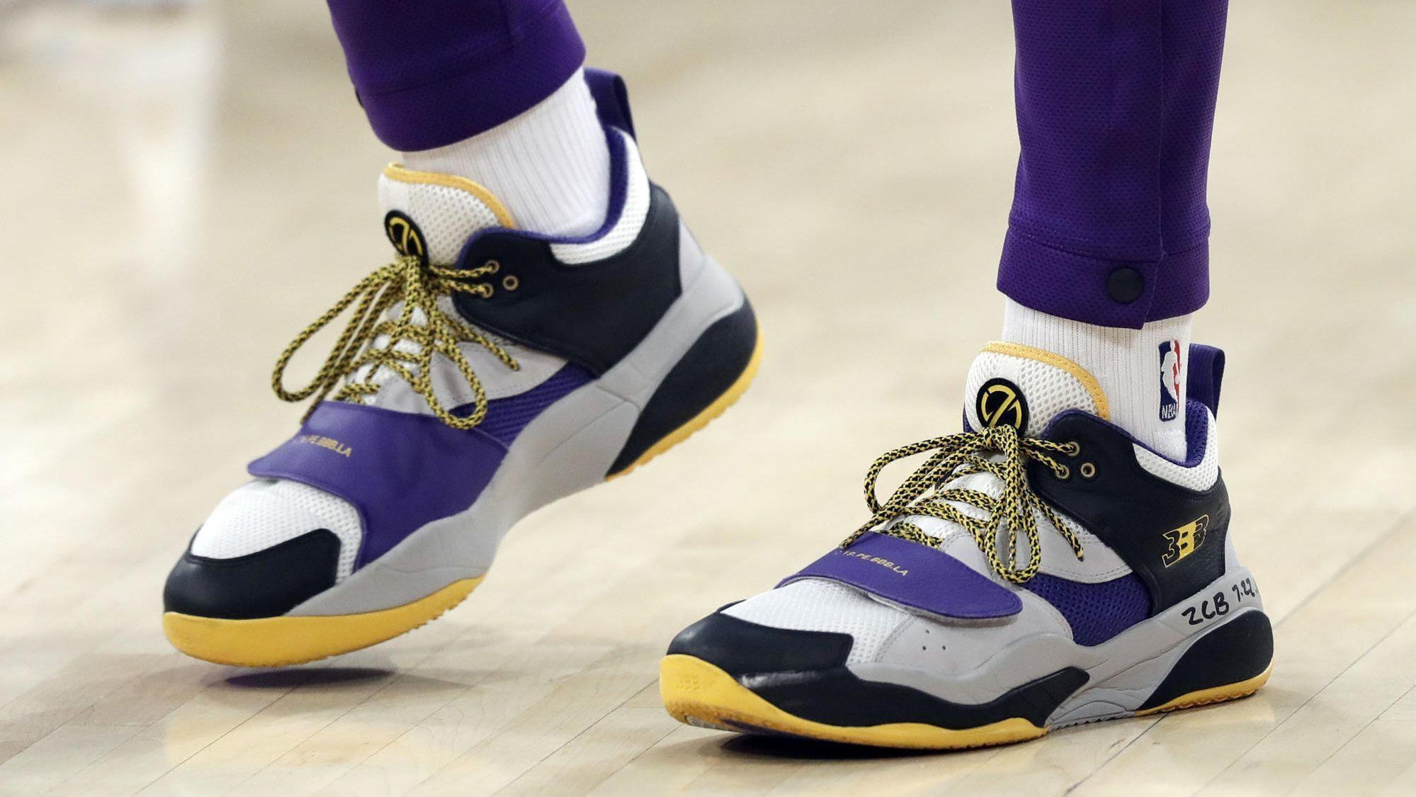 05297b936530 The 10 worst NBA shoes worn this year