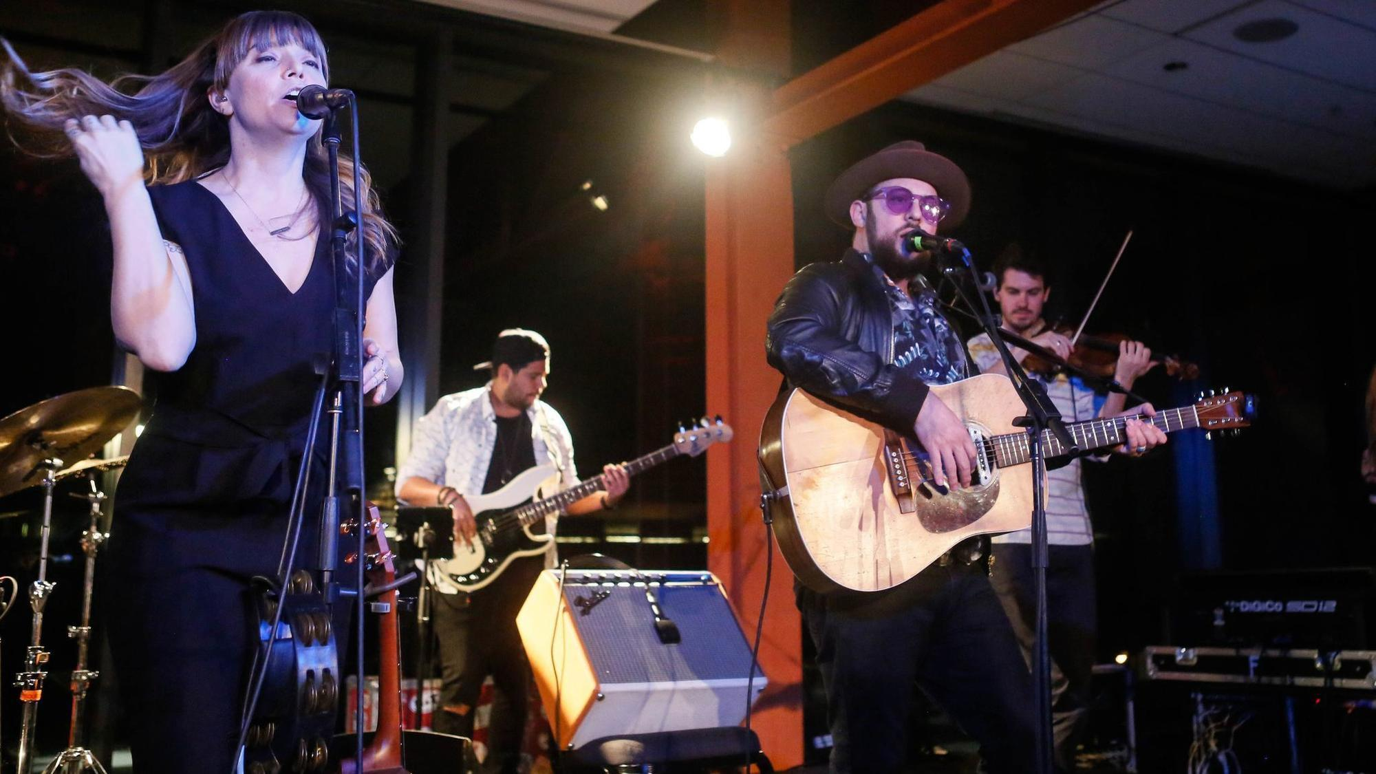 Review Dustbowl Revival At Artsquest Center Is Great To