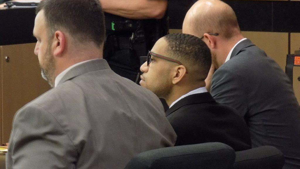Jury Weighs Dna Evidence In 2014 Gas Station Clerk Killing