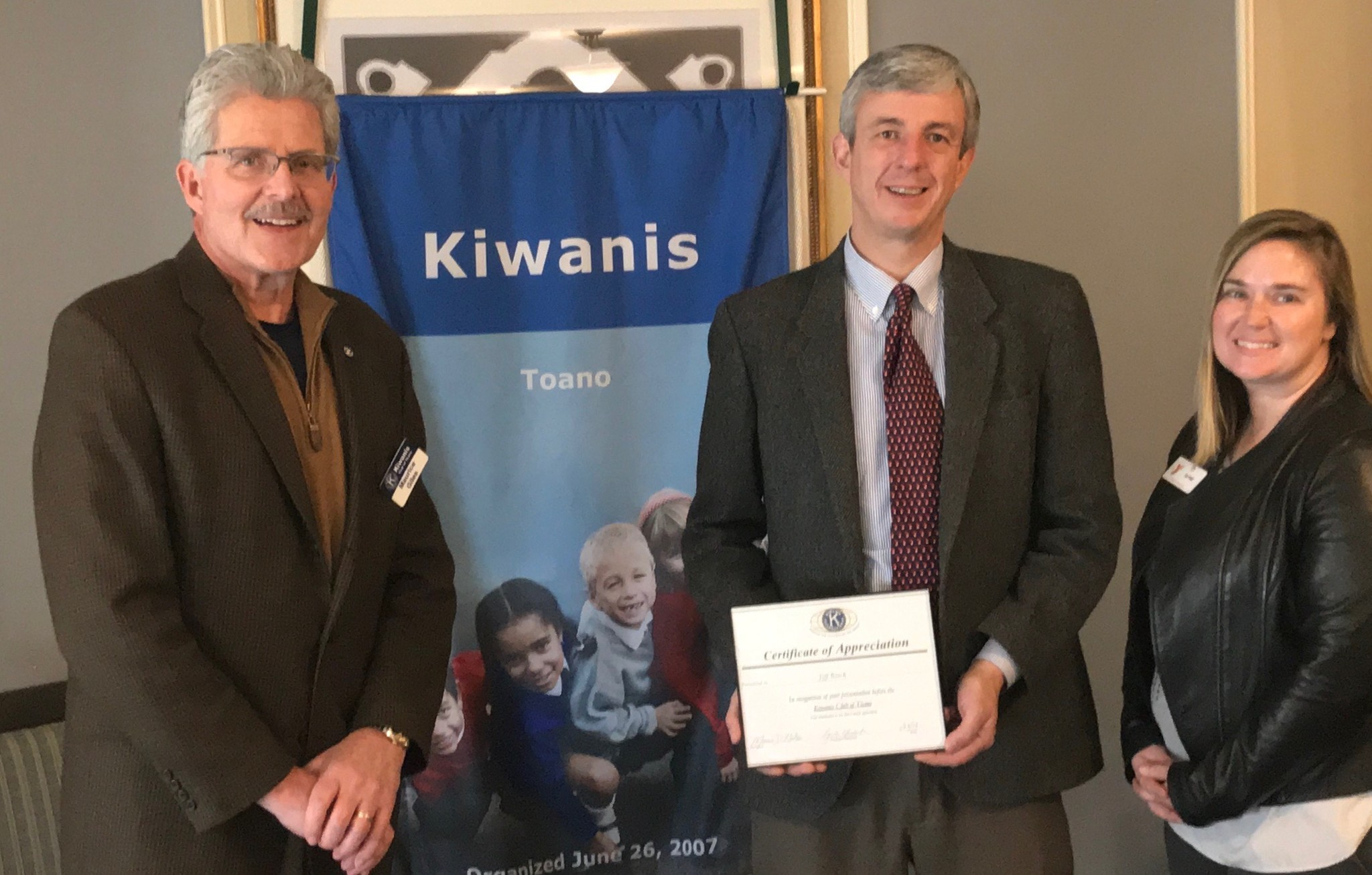 Angels of Mercy Medical Clinic speaks to Kiwanis of Toano ...