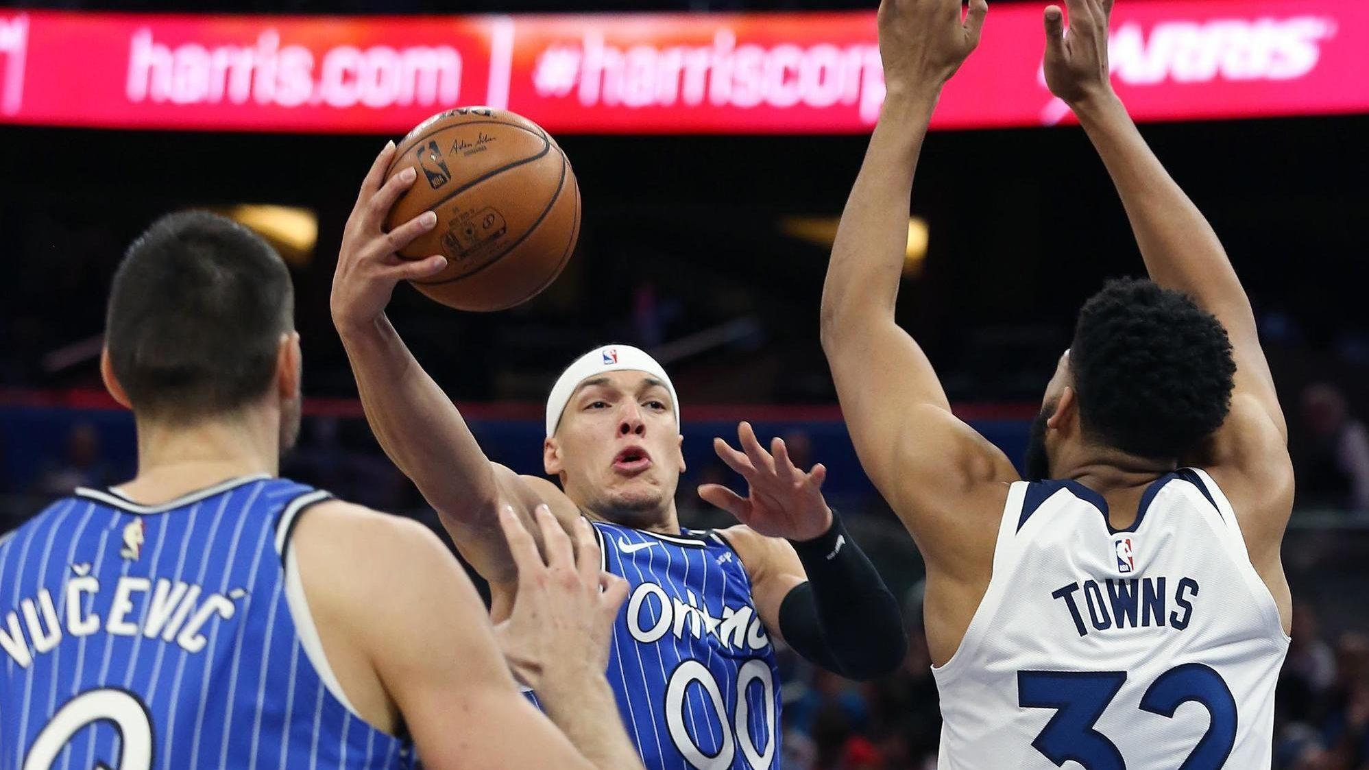 1bb8bf4ed80 Three things we learned from Magic s 122-112 win over Timberwolves -  Orlando Sentinel