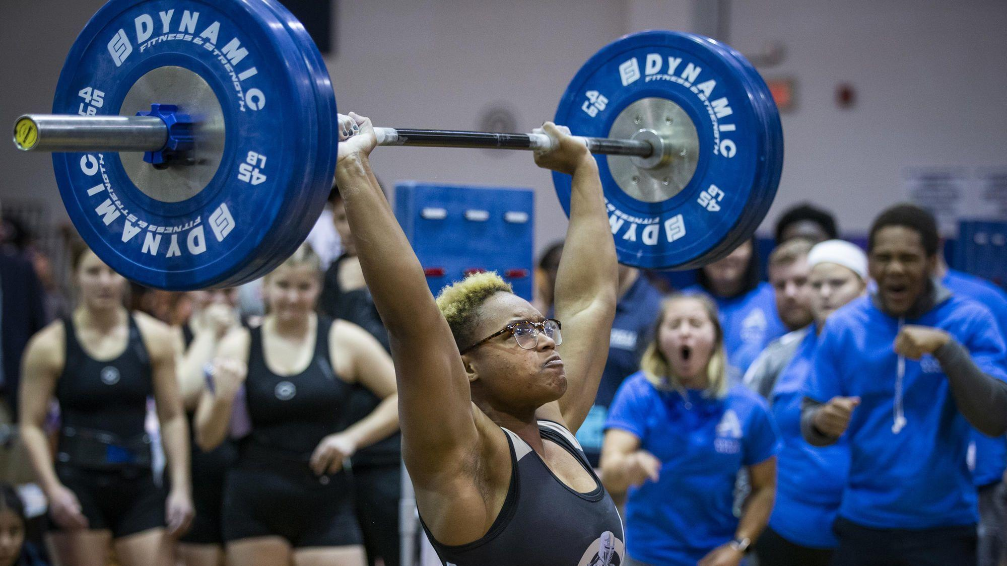 Girls Break Records At State Weightlifting Meet Orlando Sentinel