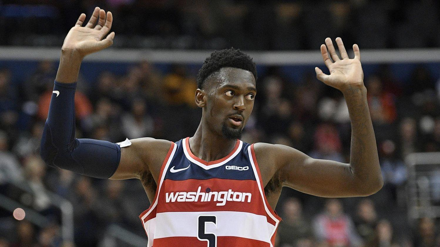 Image result for bobby portis wizards
