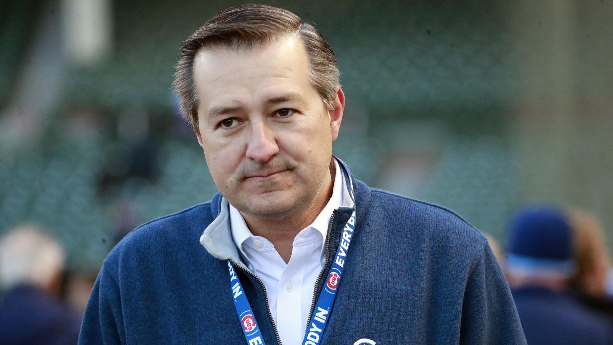 Cubs meet with Islamic relations group after Joe Ricketts' racist emails were revealed: 'What we're attempting to do is mend fences'