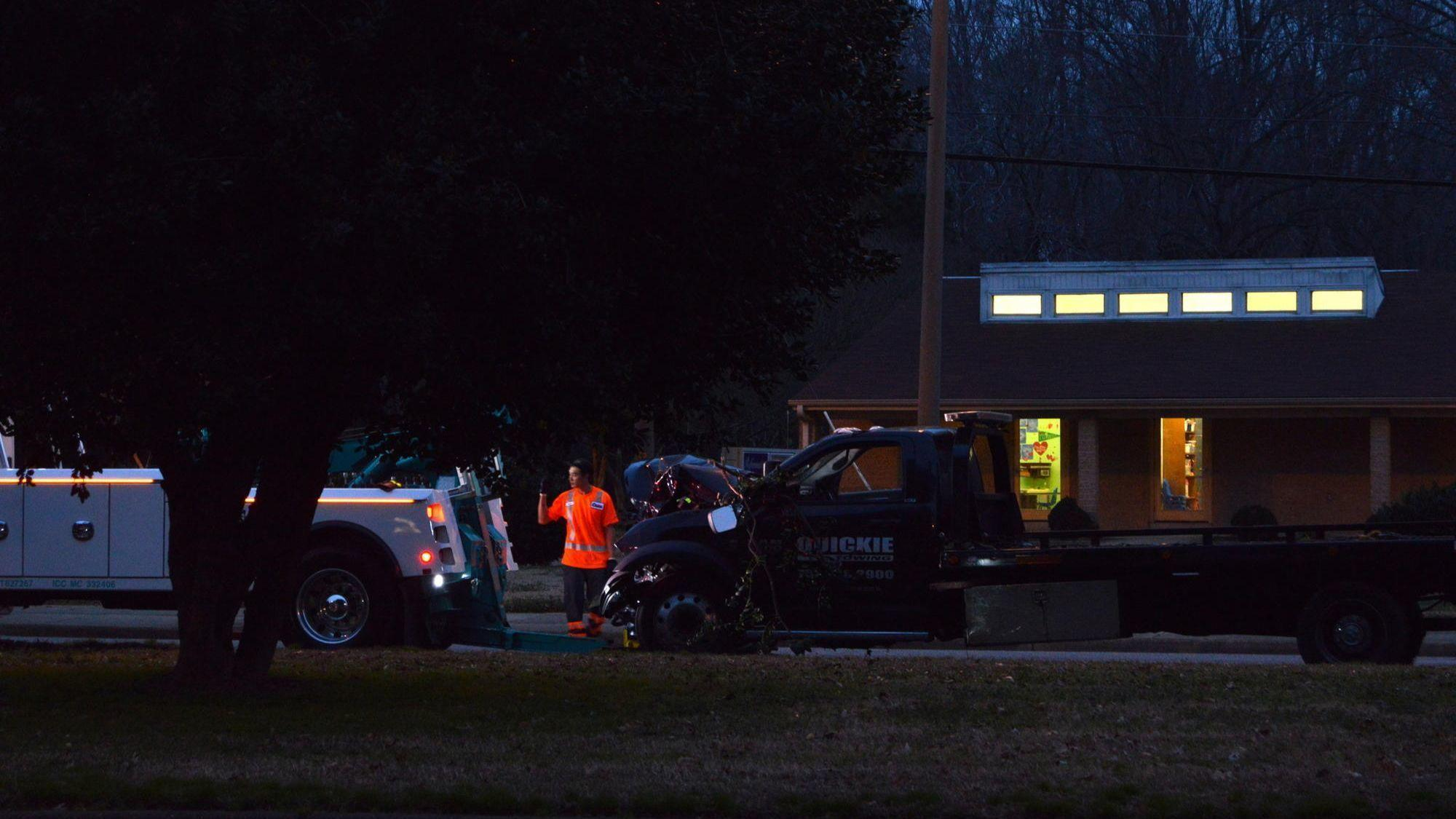 update: tow truck driver killed in newport news crash identified