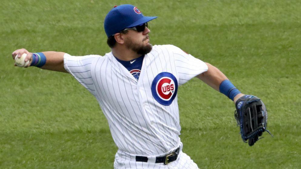 Kyle Schwarber plans to be a full-time left fielder, not a DH