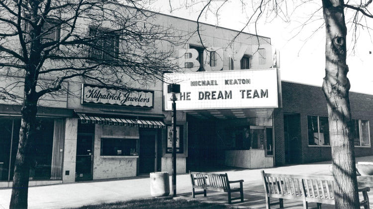 PICTURES: Bethlehem's Boyd Theatre through the years