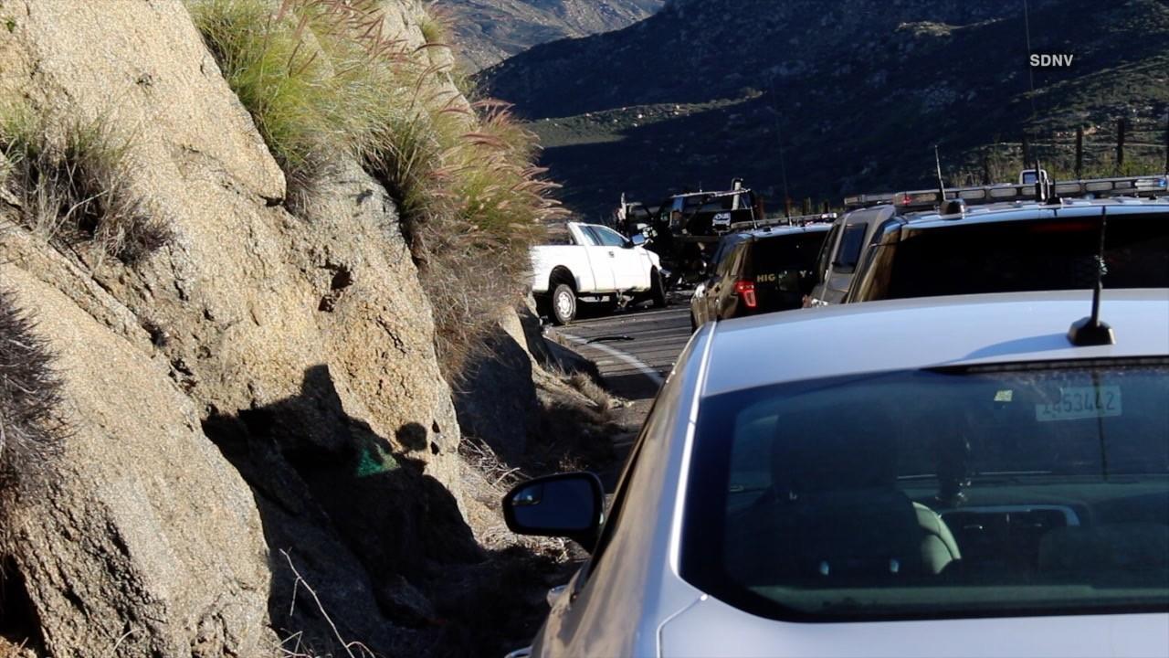 3 dead in head-on crash in Valley Center