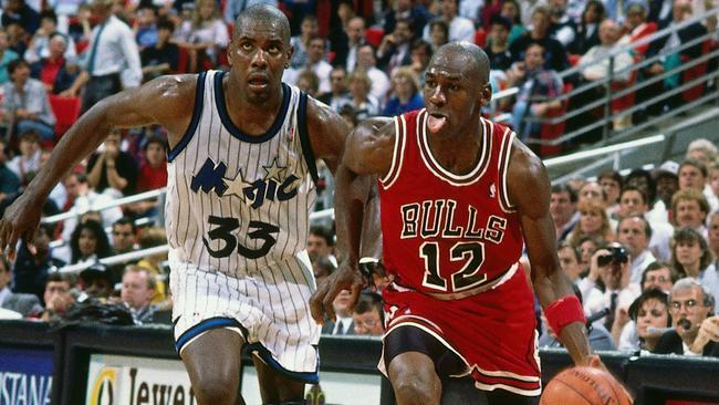 c04c05d1d56c The Pose. The Flu Game. The Shrug. Michael Jordan s top 56 moments ...