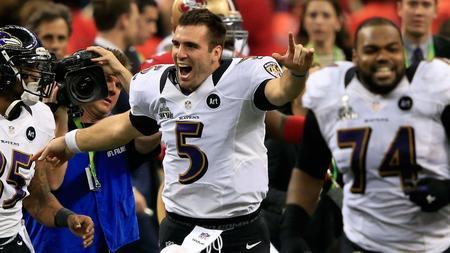 Peyton Manning. Joe Flacco s five most memorable games as Ravens quarterback 8c5c9f271