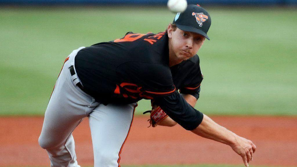 a54e0ecac Orioles top prospect Hunter Harvey willing to take whatever comes ...