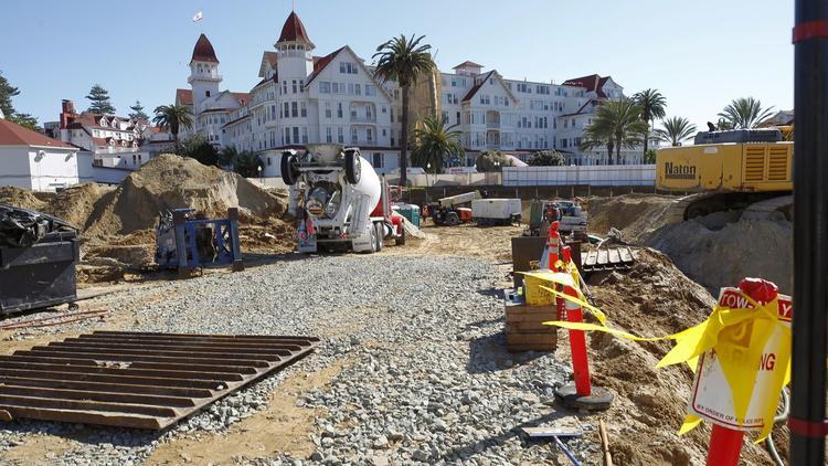 Hotel Del Coronado Starts 200m Upgrade