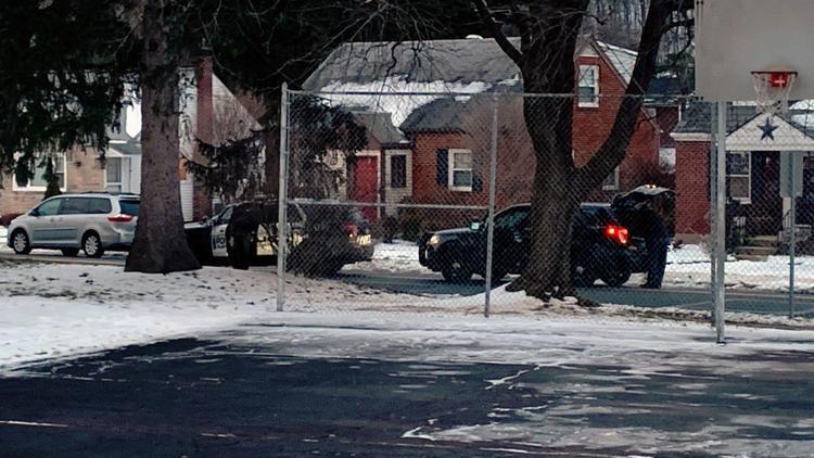 Hellertown incident