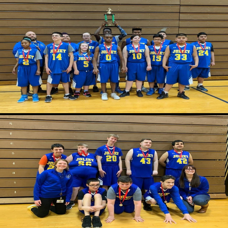 JTHS Special Olympics Basketball Team Headed To 2019 State