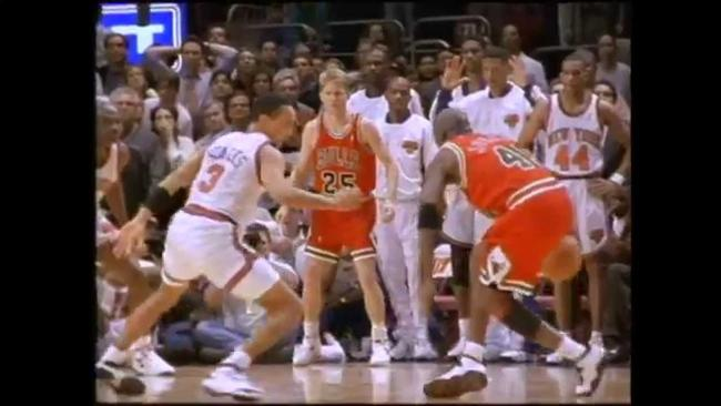 b9e90fb7e906 The Pose. The Flu Game. The Shrug. Michael Jordan s top 56 moments ...