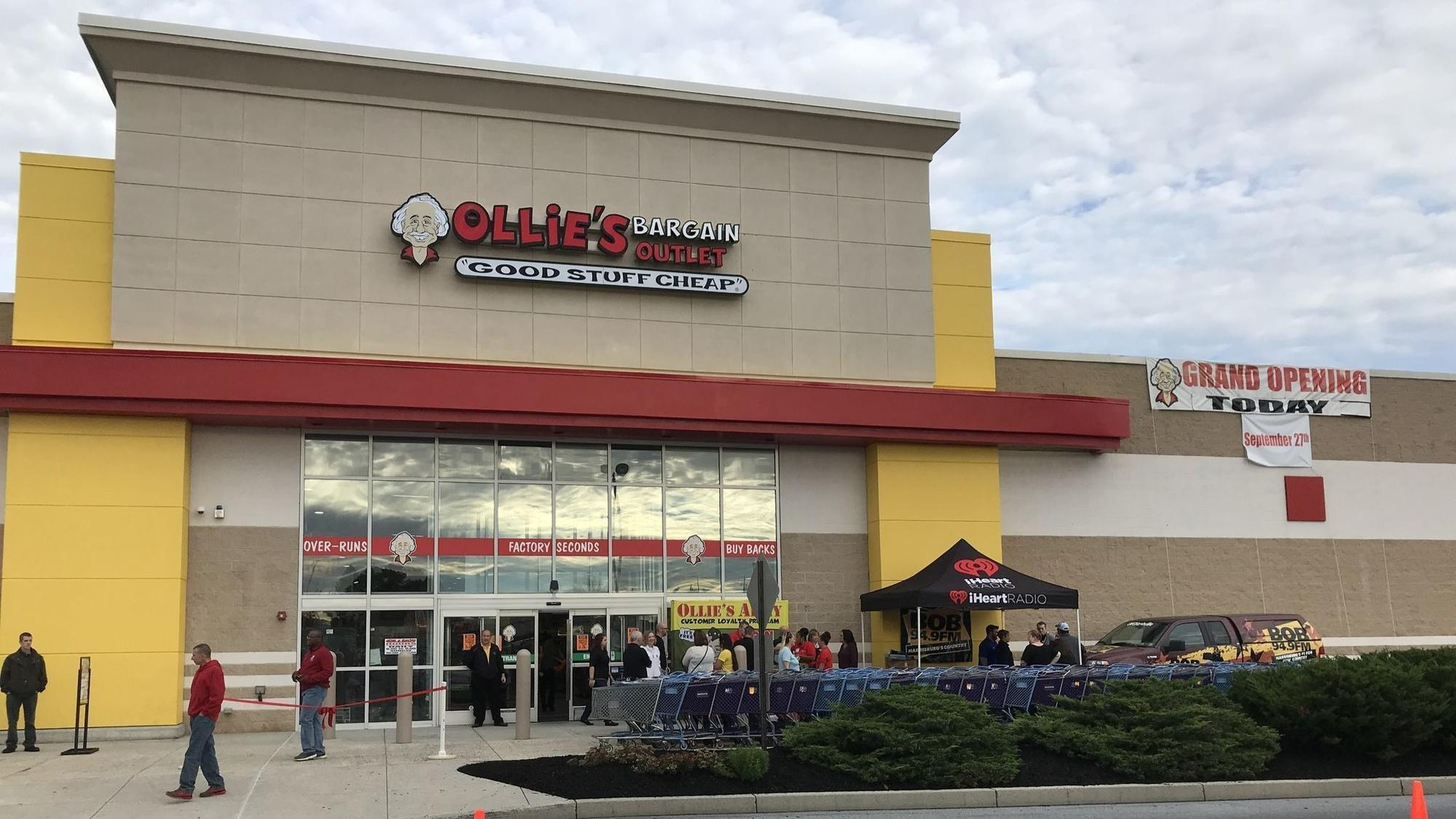 Ollie's Bargain Outlet To Host First Wedding And Formal