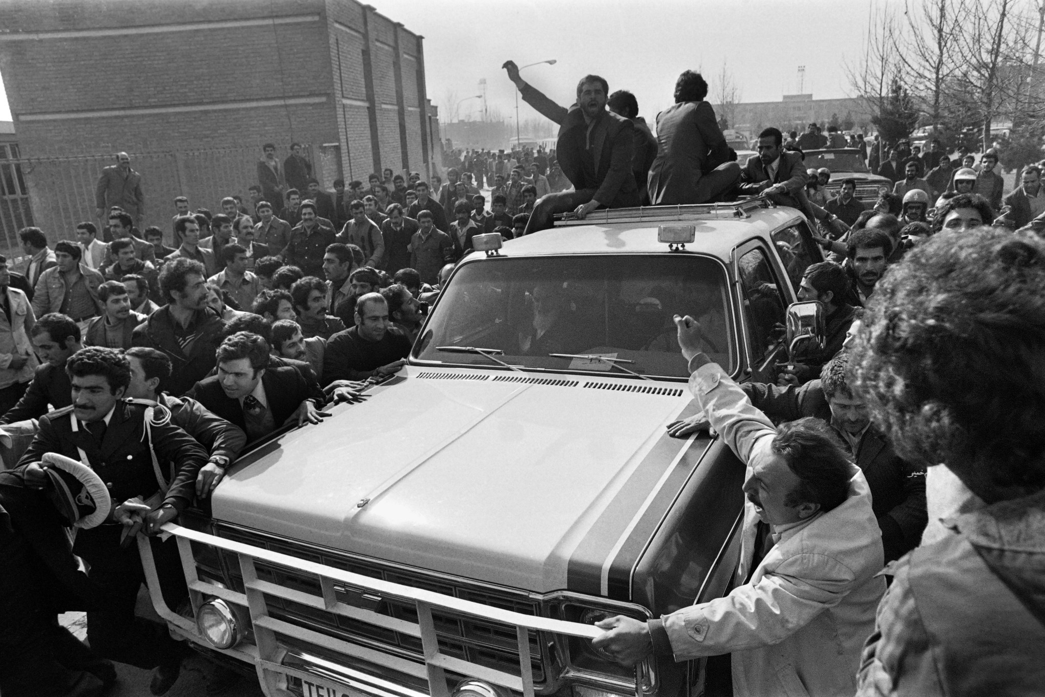 Khomeini's return
