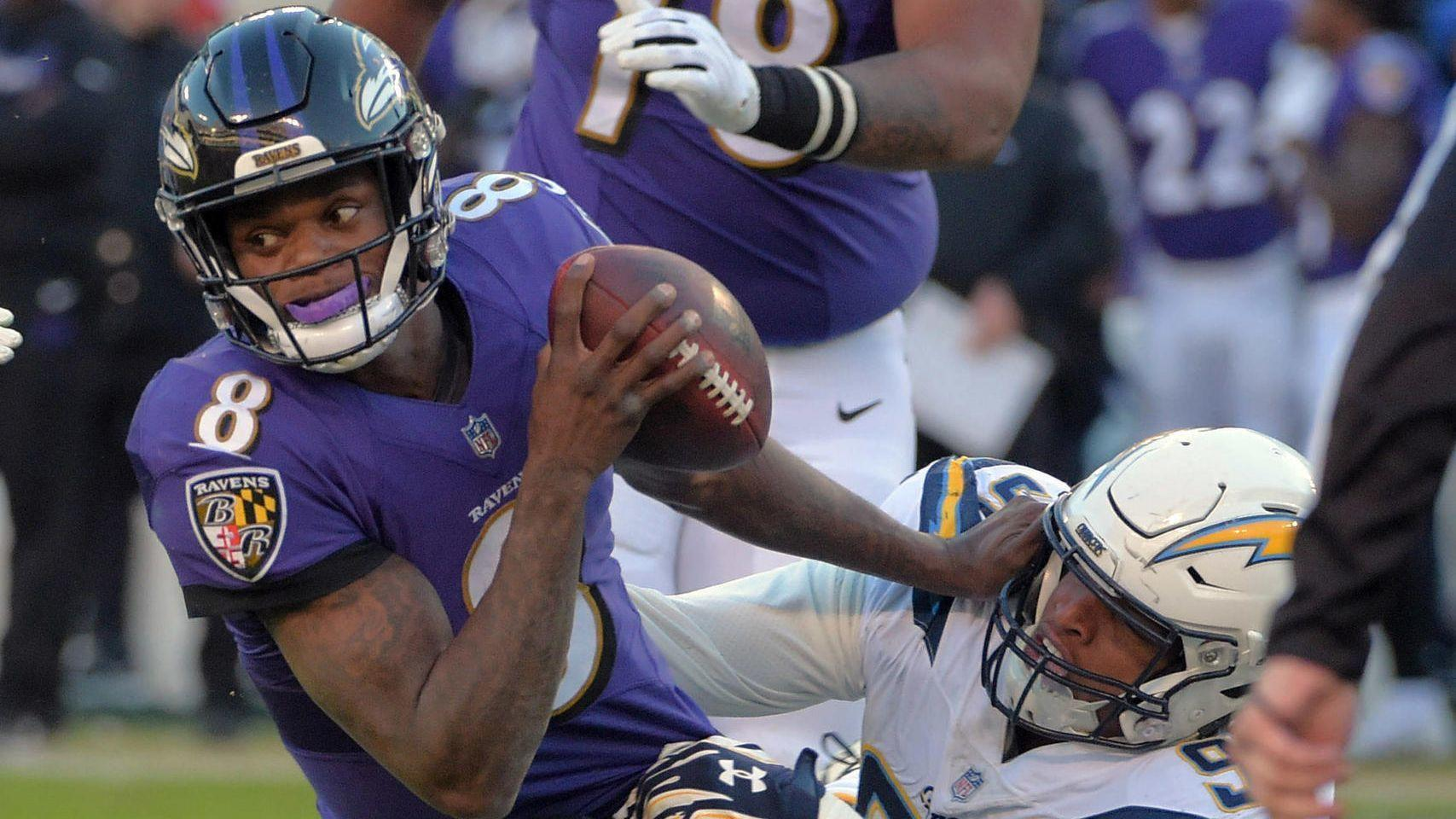 Preston: Ravens need weapons, but developing an offense for Lamar Jackson comes first
