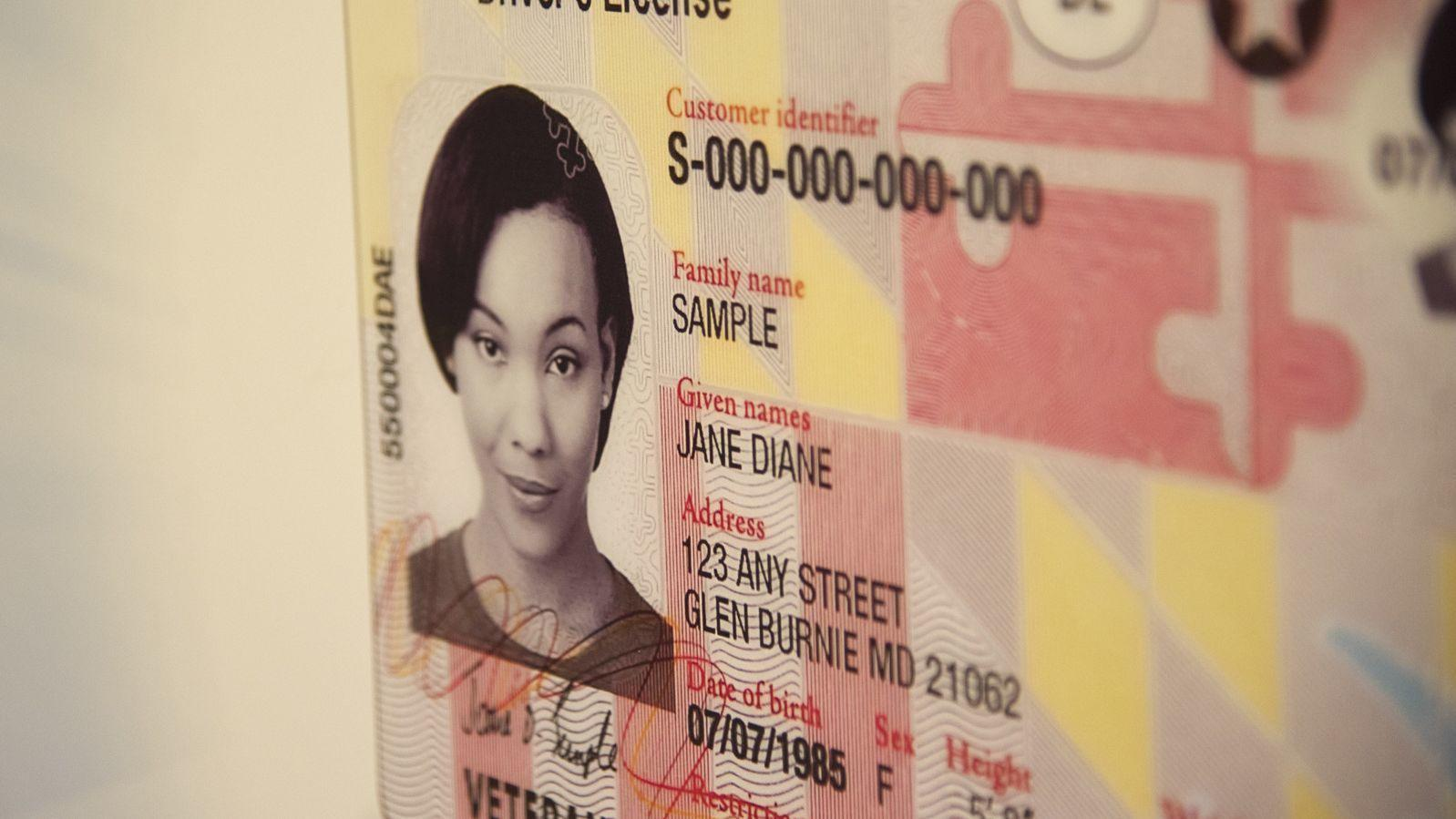 M, F or X: Democratic senator's bill would allow gender-neutral option for Maryland driver's licenses