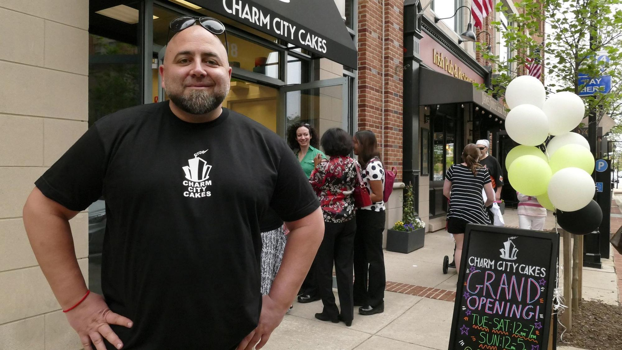 Ace Of Cakes Vs Cake Boss Baltimore S Duff Goldman To Face Off