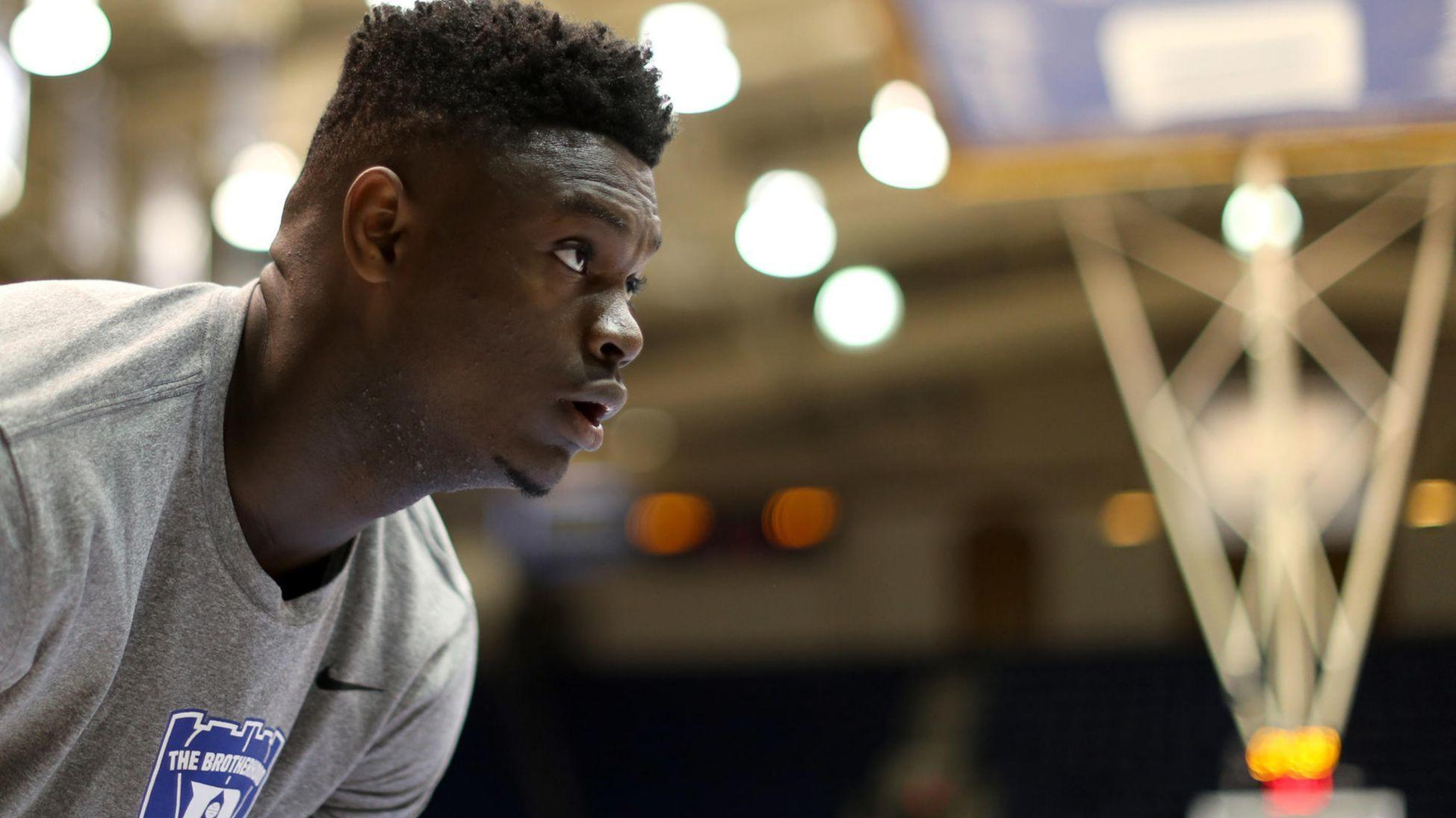 79570b5c77cade NCAA needs to rethink amateurism because the next Zion Williamson was  watching