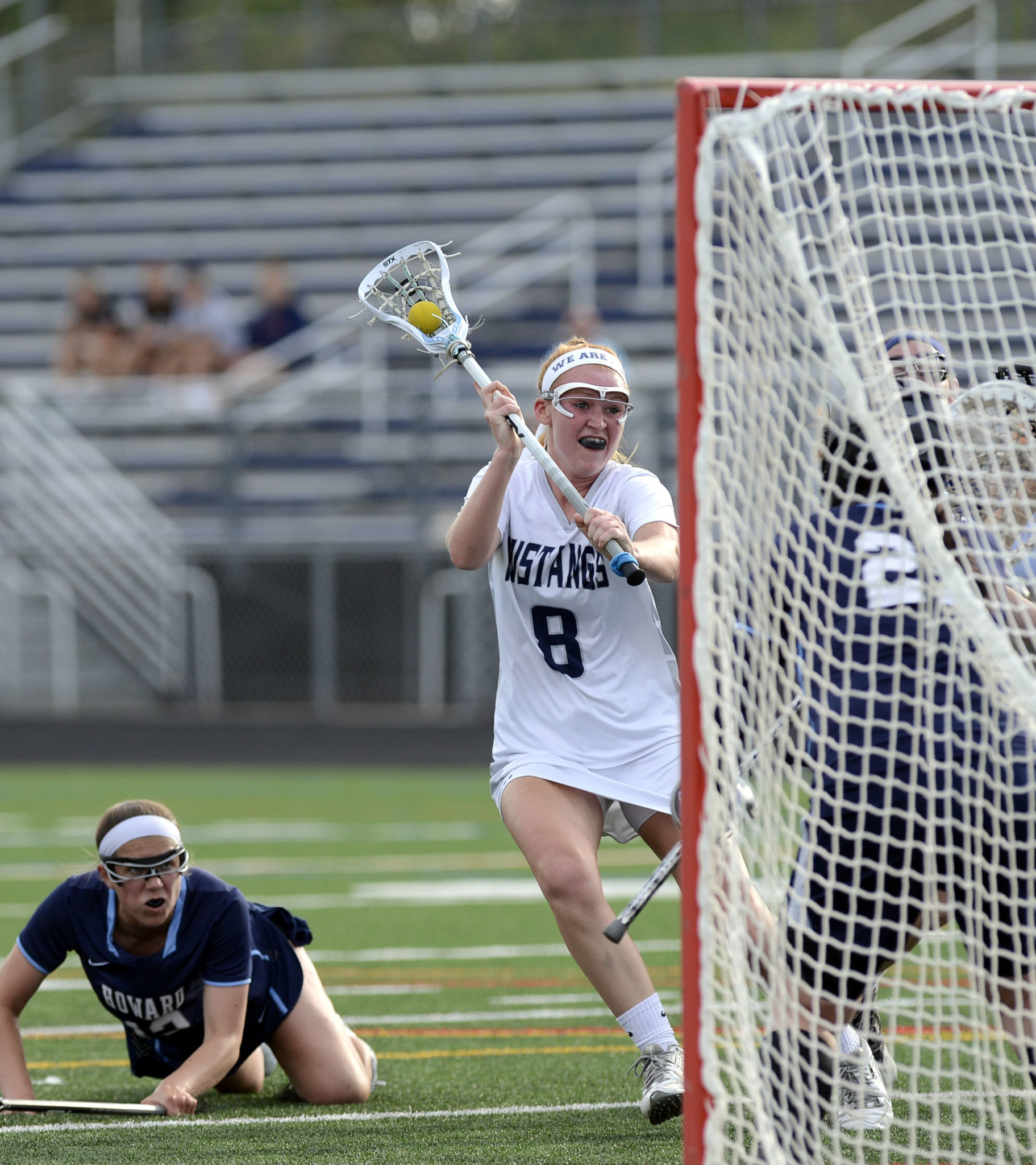 Digest (Feb. 21) Marriotts Ridge grad Carly Miller Miller propels Mount St. Mary's to women's lacrosse victory
