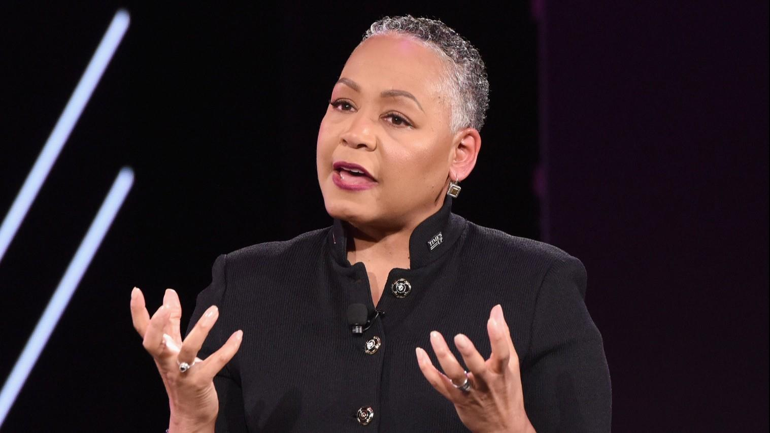Sexual misconduct allegations against Time's Up CEO Lisa Borders' son prompted her resignation
