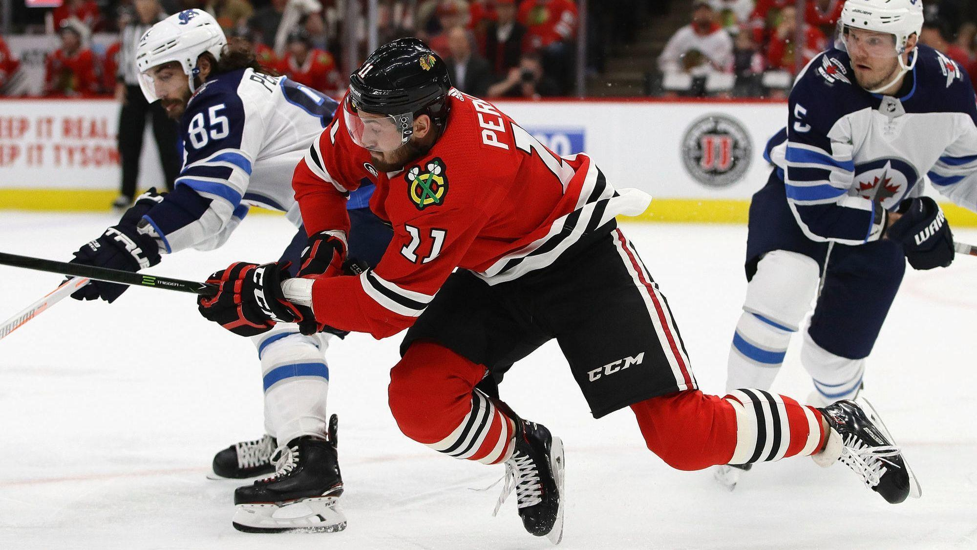 Blackhawks playoff tracker: 1 point out of a wild-card spot with 21 games to go