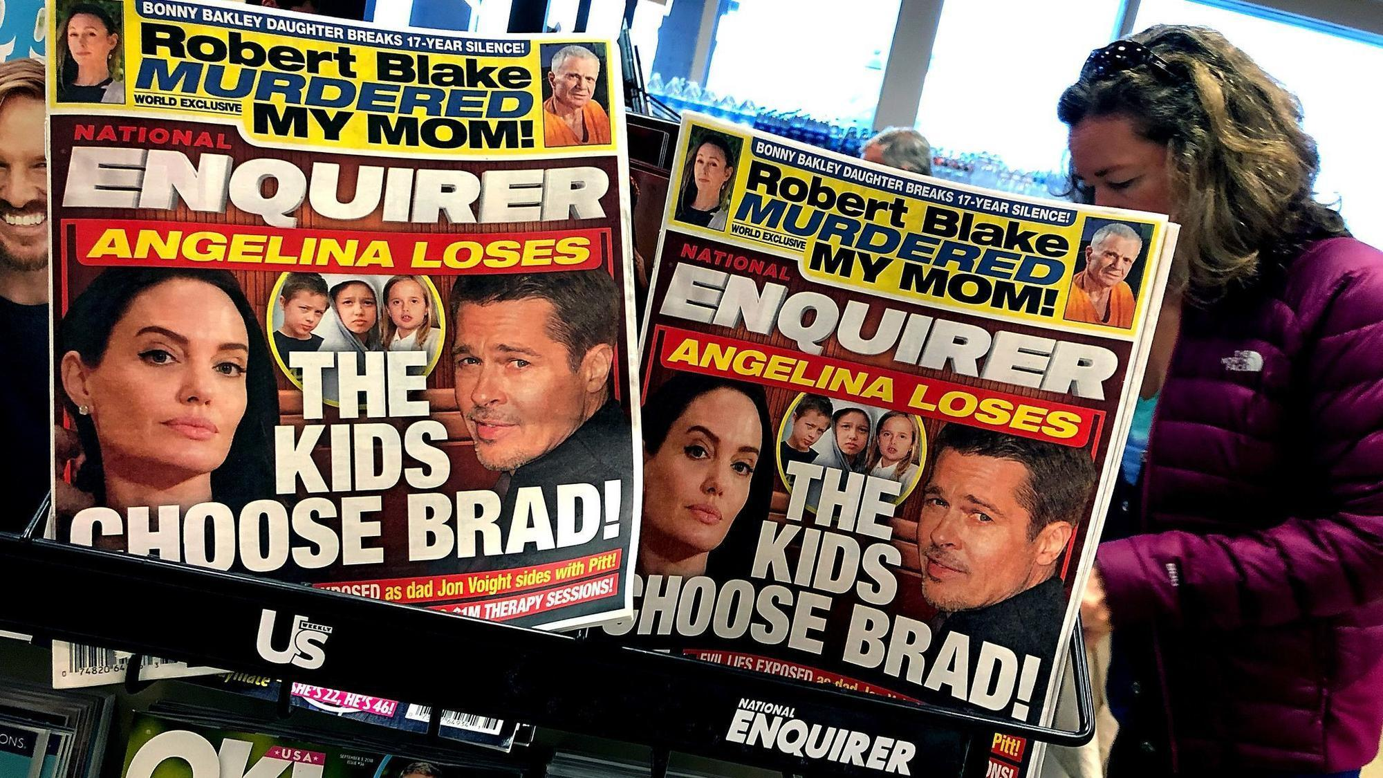 CalPERS sunk millions into National Enquirer? That's a financial crime, not a political one