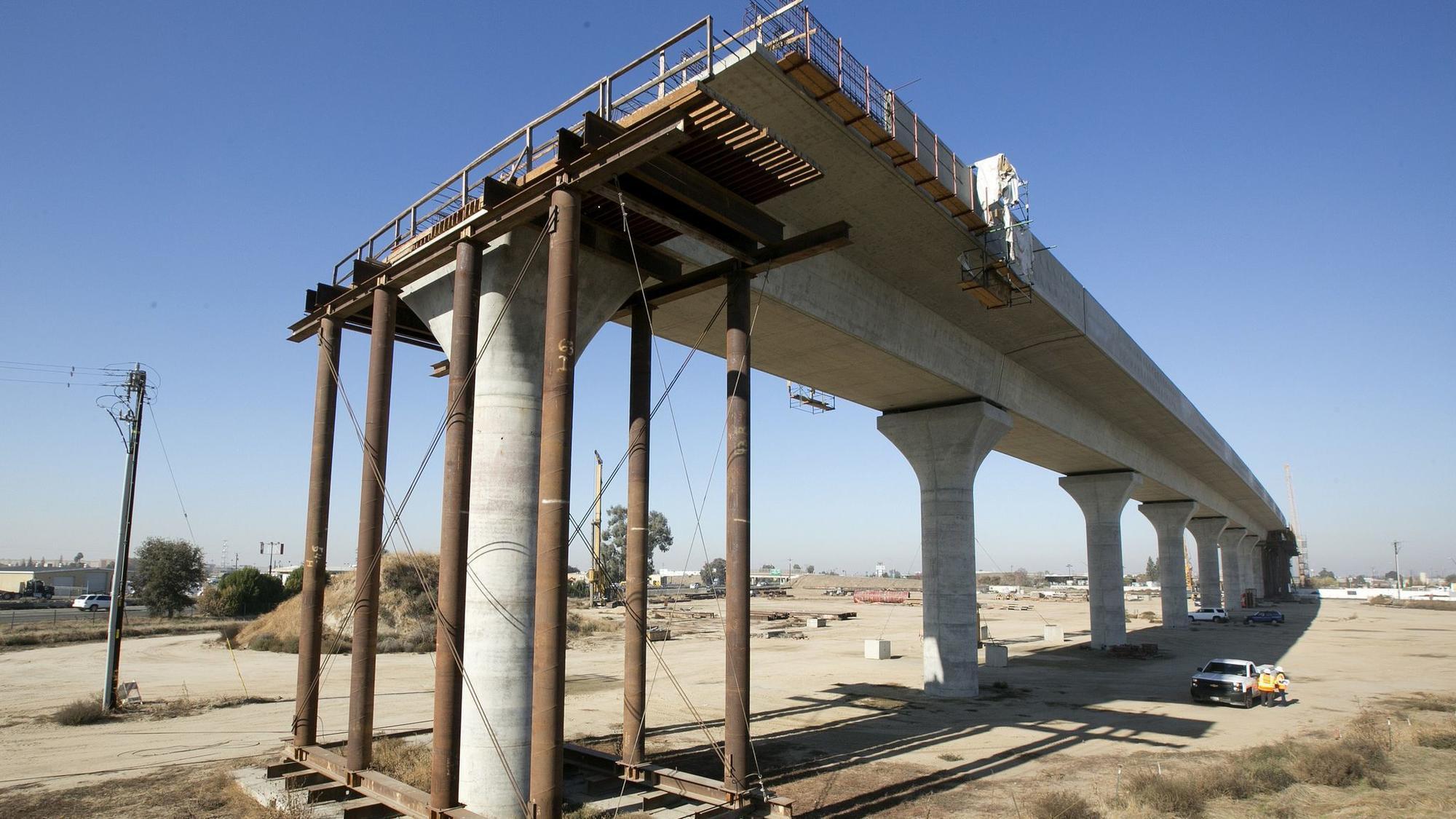 Build the California bullet train - LA Times