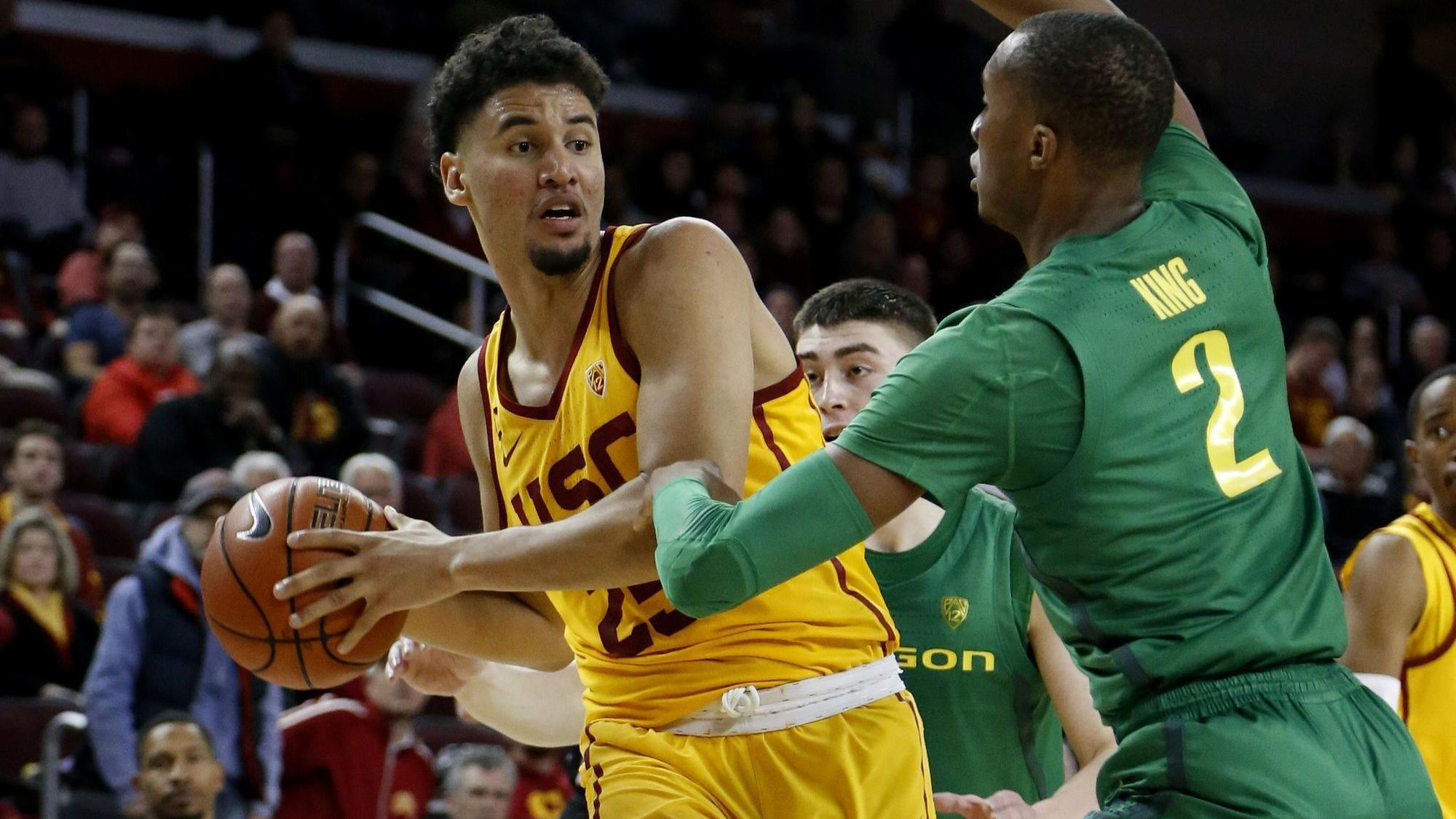 USC's Bennie Boatwright set to close out career at Galen Center and close in on mark