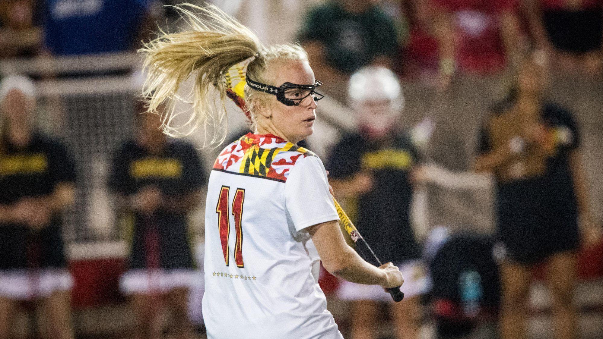 Steele overcomes injury, lifts No. 3 Maryland women's ...