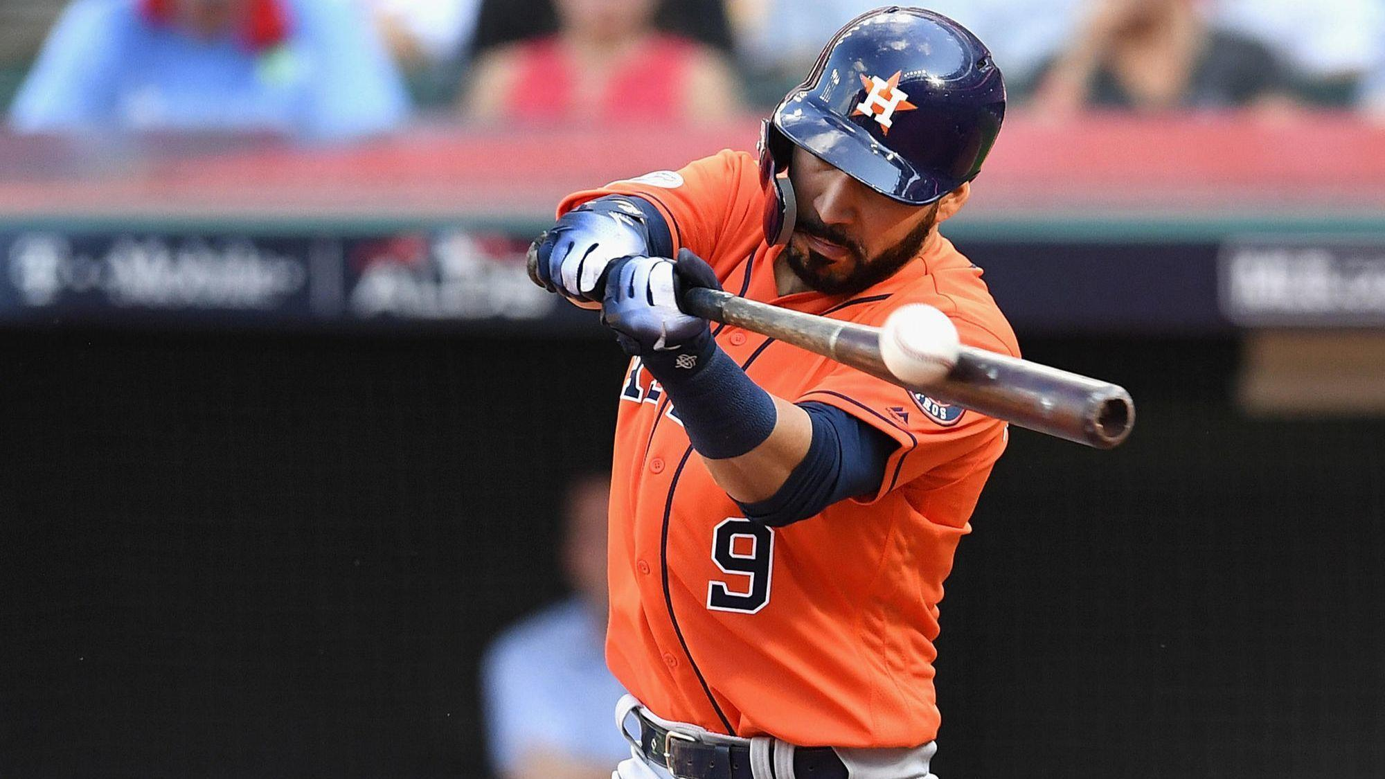 Marwin Gonzalez Finalizes 2 Year 21 Million Deal With