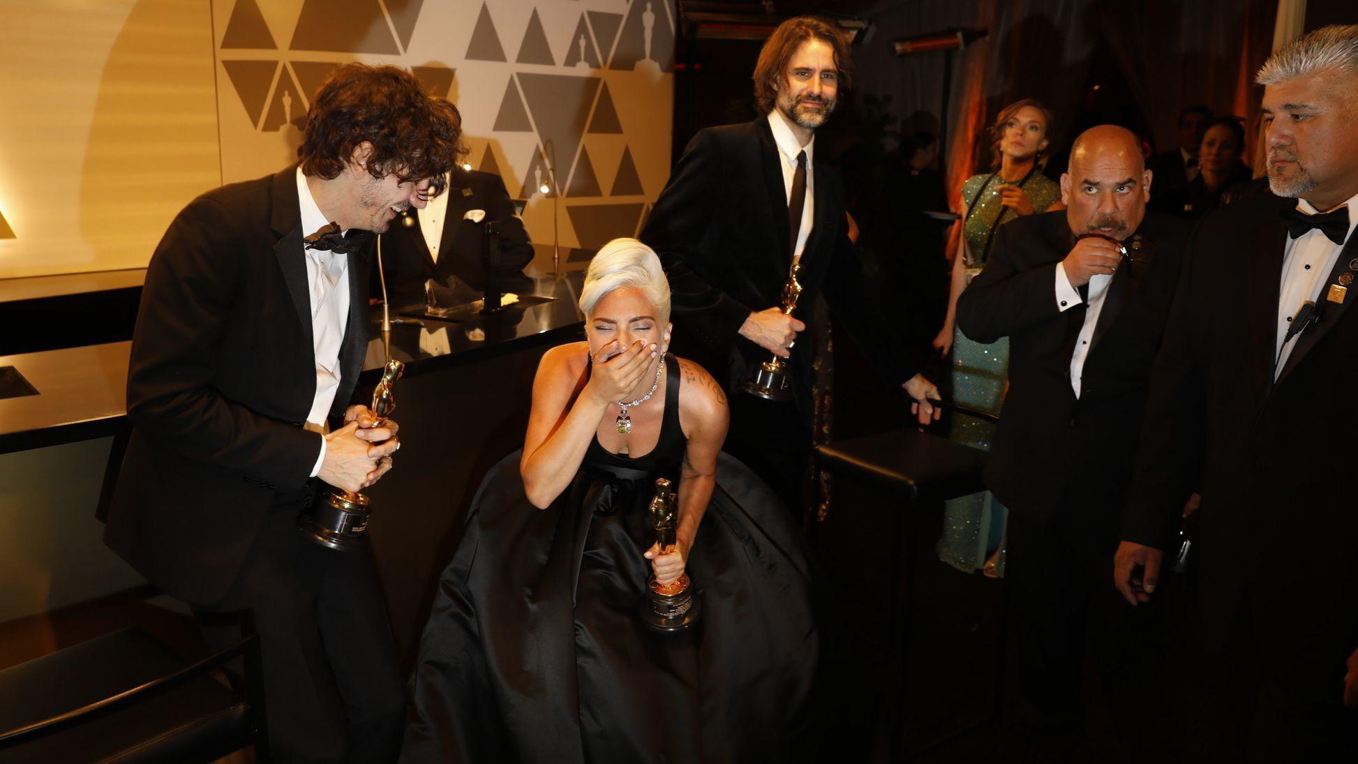 Anthony Rossomando, Lady Gaga, Andrew Wyatt