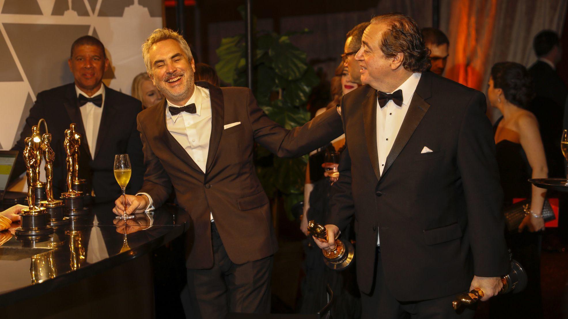 Alfonso Cuaron, Nick Vallelonga