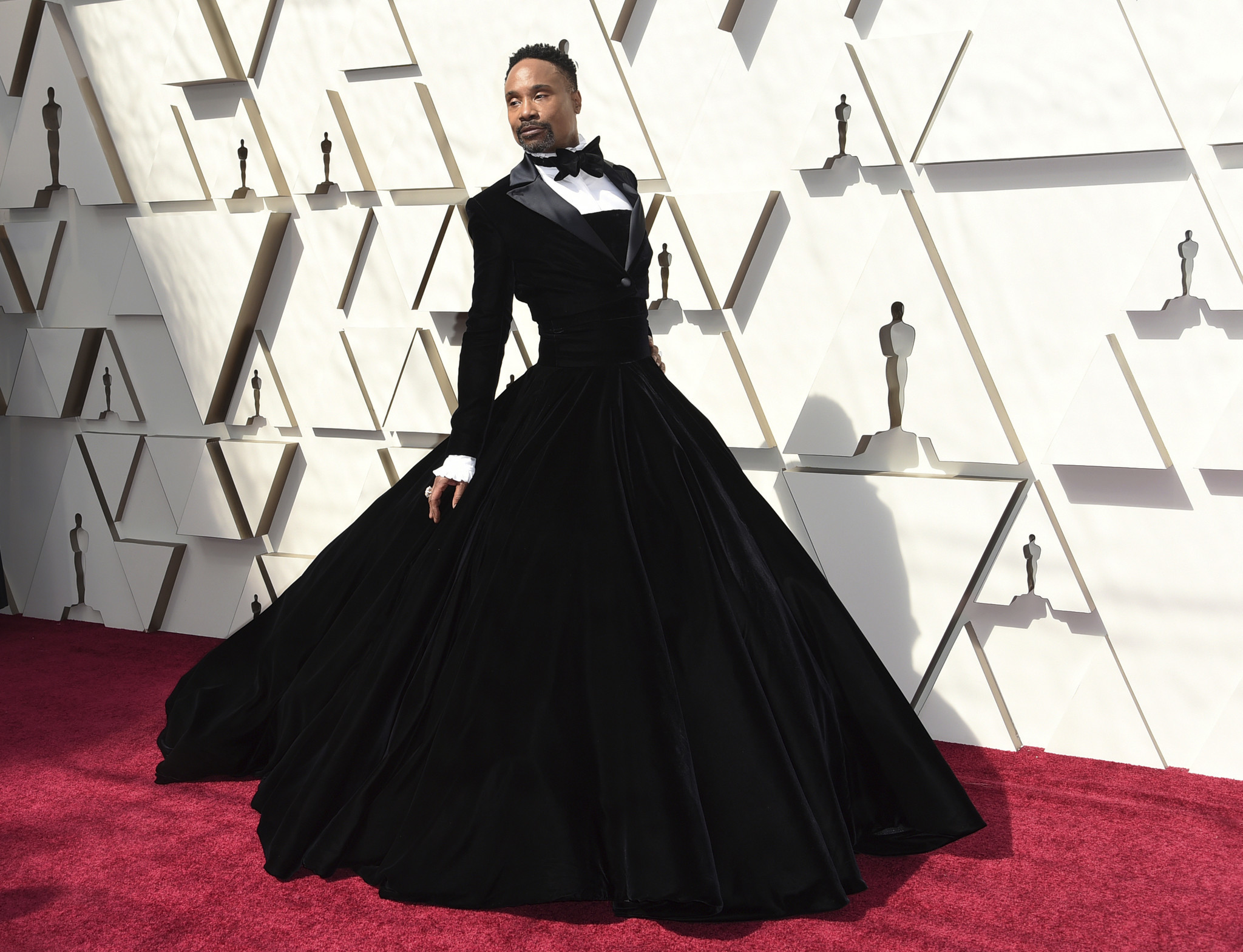 c30f3fb02033d Billy Porter wore a tuxedo and a dress. We should all feel empowered to  make such bold choices. - Chicago Tribune
