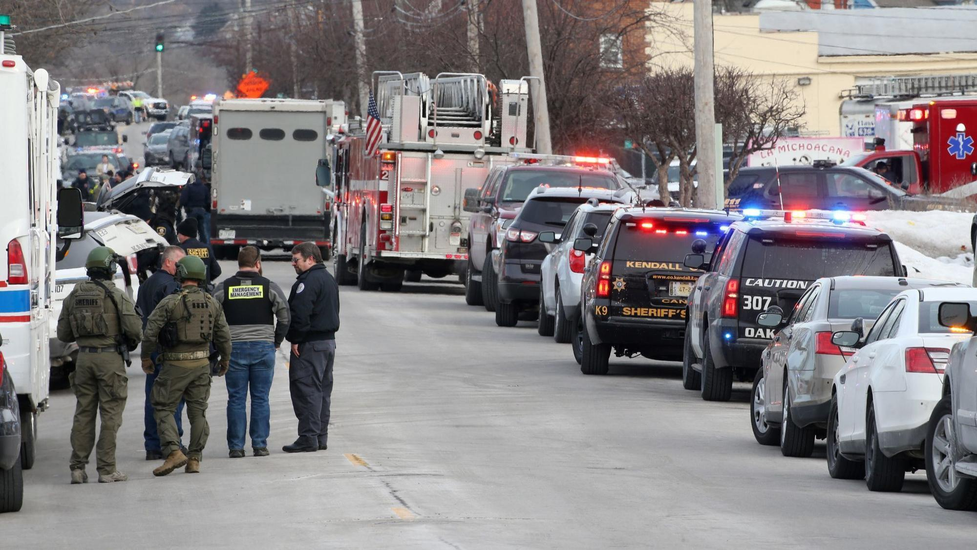 Aurora police release dispatch, 911 audio from mass shooting