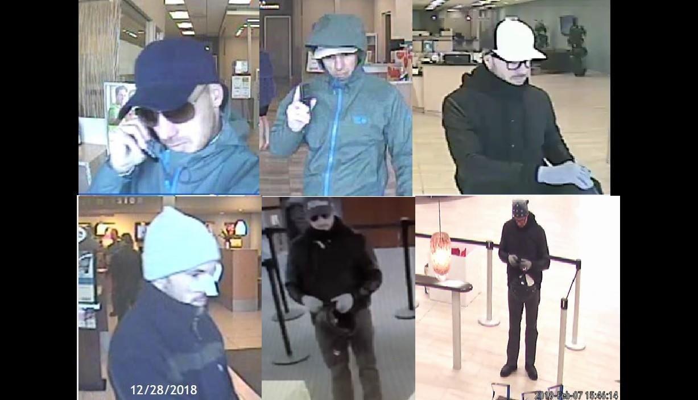 California Coast Credit Union Locations >> FBI seeks bandit suspected in six robberies at San Diego ...