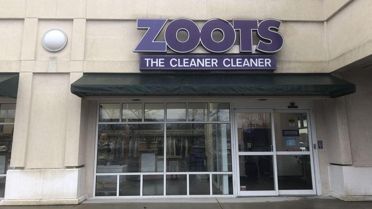 Zoots Dry Cleaning Abruptly Closes Stores Across Hampton
